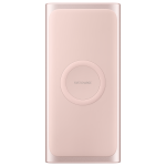 Acumulator extern Samsung Wireless, 10000 mAh, Pink